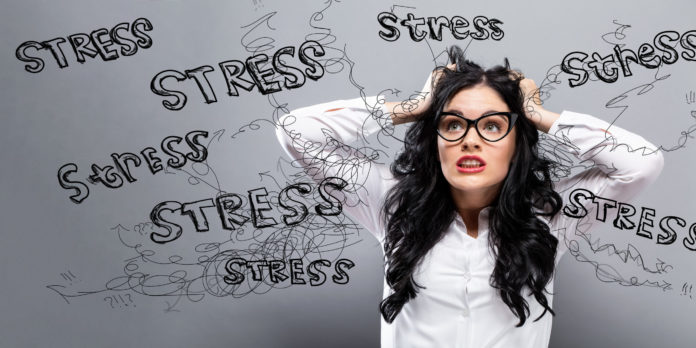 Identify your stressors and try to avoid them