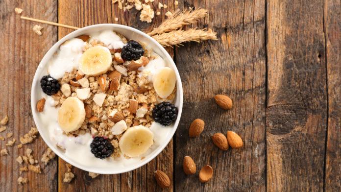Stress Reducing Yogurt Muesli