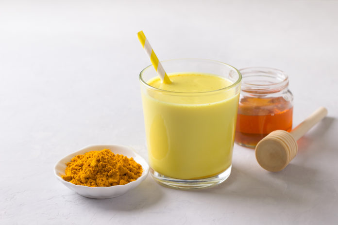 Turmeric drinks - sunshine from within