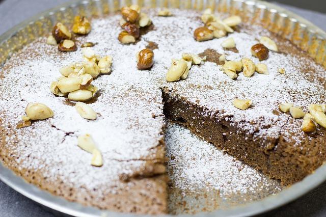 Anti-stress cake